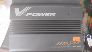 V-power Alpine MRP-F200 Power Amplifier
