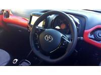 2014 Toyota Aygo 1.0 VVT-i X-Pression x-shift Automatic Petrol Hatchback