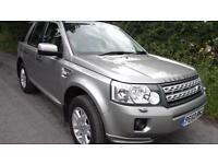 Land Rover Freelander 2 XS 2.2Sd4 ( 190bhp ) 4X4 Auto 2010 60 PRESTON