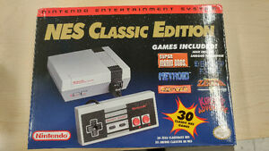 NES Classic *BRAND NEW SEALED*