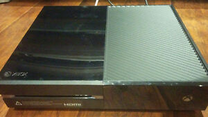 Xbox One Console + 7 Games