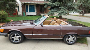 1983 Mercedes-Benz SL-Class 380SL Coupe (2 door)