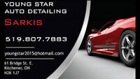 CAR DETAILING/OIL CHANGE/TIRE CHANGE/USED AND BRAND NEW TIRES