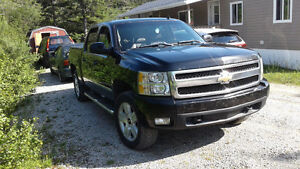 2008 Chevrolet Silverado 1500 Ltz Pickup Truck (SOLD)
