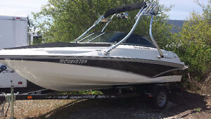 Campion 545 Bowrider with bling package
