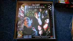 A Touch of Evil board game + Something Wicked, Heroes Pack 1&2 St. John's Newfoundland image 5
