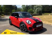 2015 Mini Hatch 2.0 John Cooper Works Automatic Petrol Hatchback
