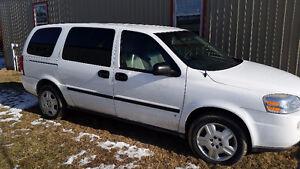 2007 Chevrolet Uplander Cargo Minivan