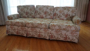 Matching Sofa & Armchair Set Priced to Move!