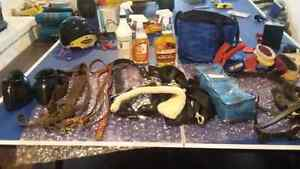 Horse supplies & tack all for $100!