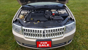 FULLY LOADED 2008 Lincoln MKZ AWD $8995 + HST PRICED TO SELL London Ontario image 5