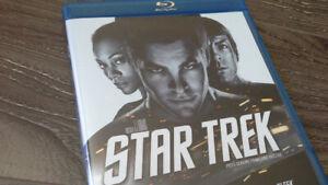 STAR TREK MOVIE on bluray