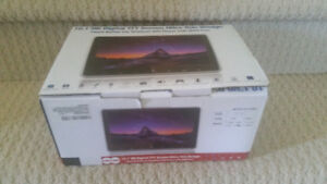 New In Box!  10.1 HD Digital Touch Button Car DVD Player