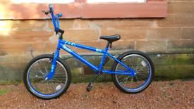 """Zombie Bite 20"""" BMX Bike..🚲.."""