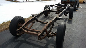 SOUTHERN 1947-1953 1/2 CHEVY ROLLING FRAME