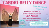 Cardio Belly Dance Classes