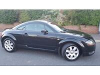 THE BEST OF THE BEST.2006 AUDI TT 1.8 TURBO.68000 MILES.LEATHER.a3.a4.a6.q7.bmw.m3.x5.x3.320d.z4.st.