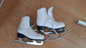 Patins fillette