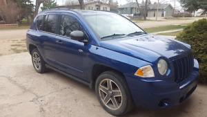 2009 Jeep Compass North Edition $6000.00