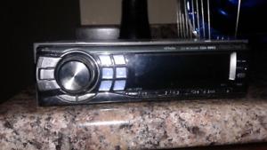 Car stereo MP3, Bluetooth, iPhone etc