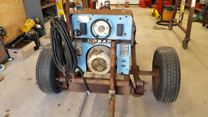 Pair of Hobart g215 welders
