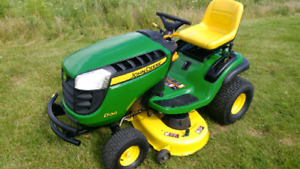 CASH PAID FOR YOUR UNWANTED/BROKEN LAWN TRACTOR