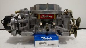 Edelbrock 600 CFM Performer Series Carb with Electric Choke