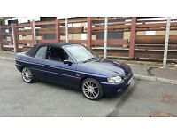 1996 ford escort converible