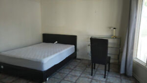 Room in first floor for rent