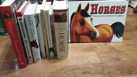 Horse and Dog books