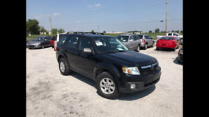 2010 Mazda Tribute Safety & Etested! 119K's!