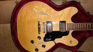 1999 Guild Starfire SF-4 made in USA.