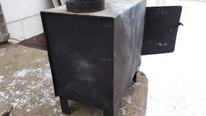 Hunter wood stove