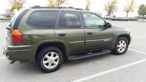 2002 GMC Envoy SUV,  1 Owner