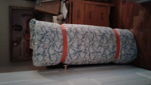 4 inch foam double mattress