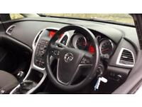 2013 Vauxhall Astra 1.4i 16V SRi 5dr Manual Petrol Hatchback