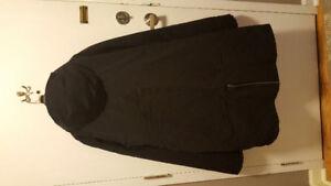 Brand new XL waterproof men's dress trench coat