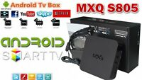 MXQ ANDROID TV BOX FULLY PROGRAMED FOR USE @ SGSCOMPUWAVE
