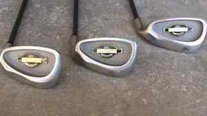 big brother golf cavity style irons