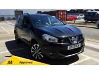 2013 Nissan Qashqai +2 1.6 dCi 360 (Start Stop) Manual Diesel Hatchback