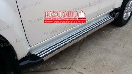 #9426 Ford Ranger PX model Side Steps Running Boards Prestons Liverpool Area Preview