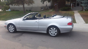 2002 Mercedes-Benz CLK 320A