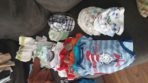 Boys assorted clothing 0-6 months London Ontario image 2