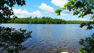 Waterfront Lots FULLY SERVICED in Windsor Junction - Fall River
