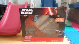Air Hogs remote control starfighter (Brand new sealed) $50 OBO