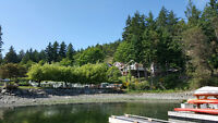 Pender Island Marina View Cottage