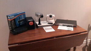 Home Security Wireless Camera System