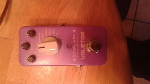 Coral MOD. New guitar peddle hardly used