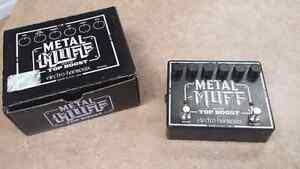 Electro Harmonix Metal Muff pedal