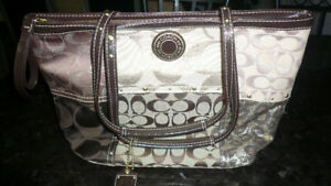 A Very Lovely Coach Purse  Brand New Nice Gift